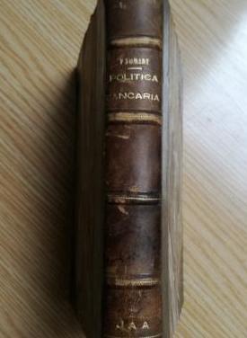 Libro antiguo de economía...