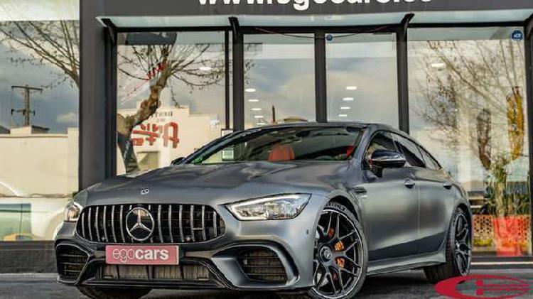 Mercedes-benz amg gt 63s 4matic+ 639cv full/nacional/unico