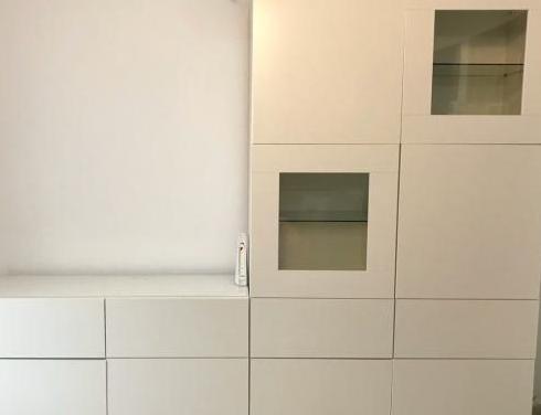 Mueble salón modular ikea