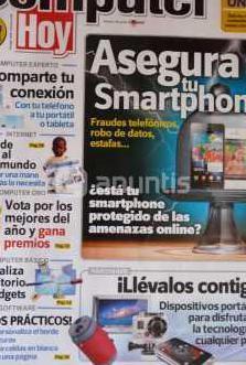 Revistas informatica computer hoy