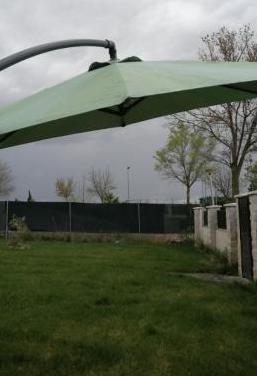 Sombrilla parasol jardín