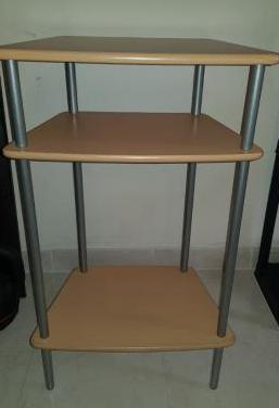Mesa auxiliar 3 baldas