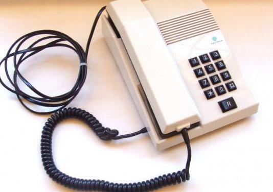 Telefono telyco teide funcinando años 80