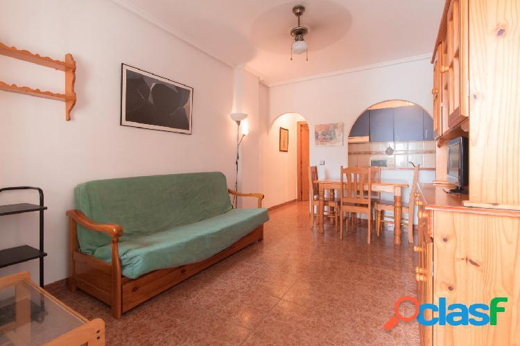 Ganga-apartamento de 2 dormitorios en zona parque de las naciones con piscina comunitaria