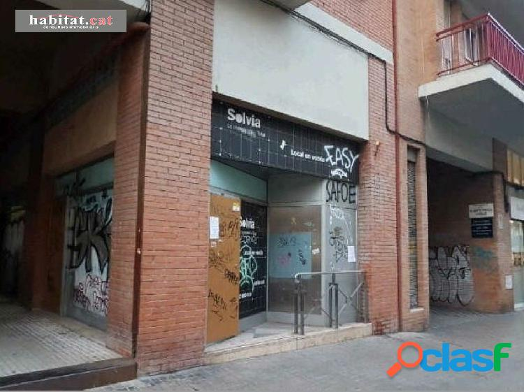 ¡¡oportunidad bancaria: local comercial en barcelona!!