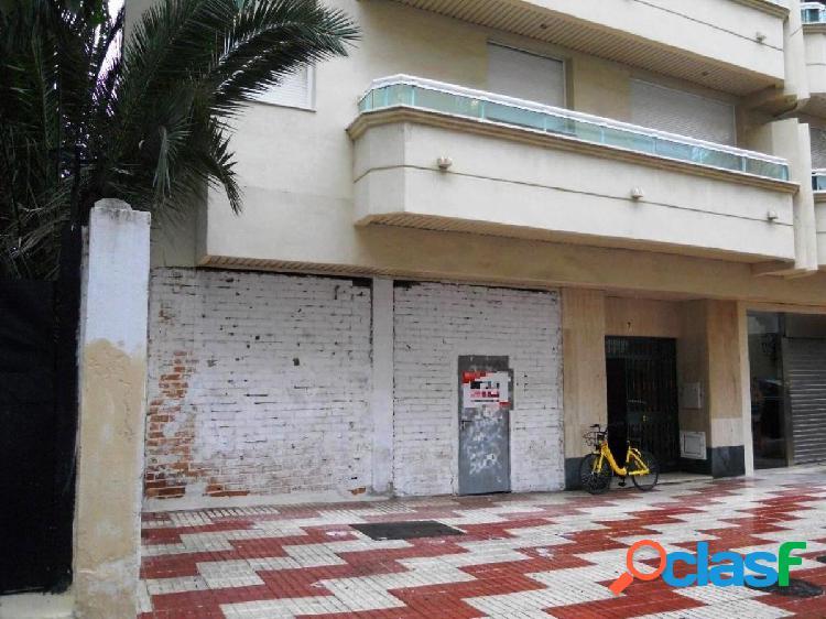 De banco - local comercial 245 m2 en cl virgen del pilar, marbella centro