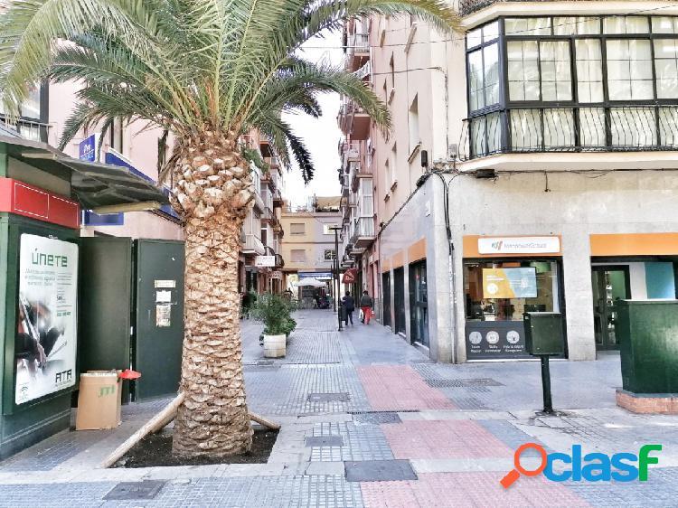 Oportunidad bancaria - local comercial de 84 m2 en ensanche centro - puerto.