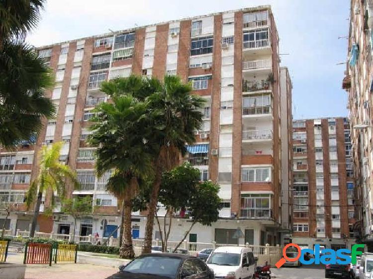 Oportunidad bancaria piso 2 dormitorios en hoyo higueron - málaga capital