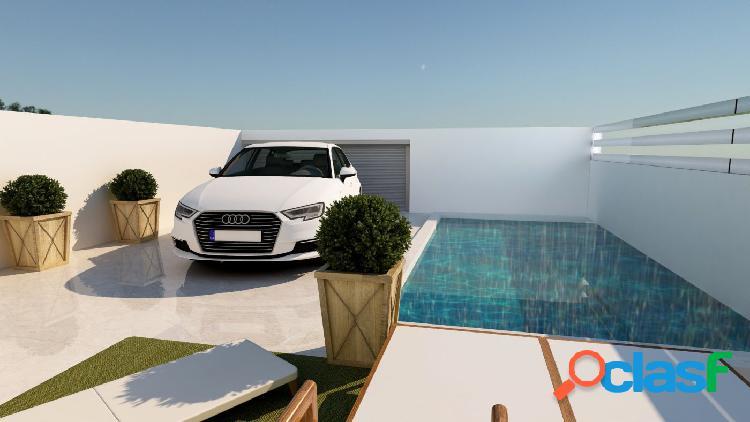 Villas adosadas con jardín y piscina privada en Benijófar, Costa Blanca 3