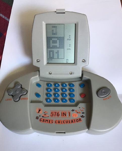 576 juegos m69 maquinita antigua 1990
