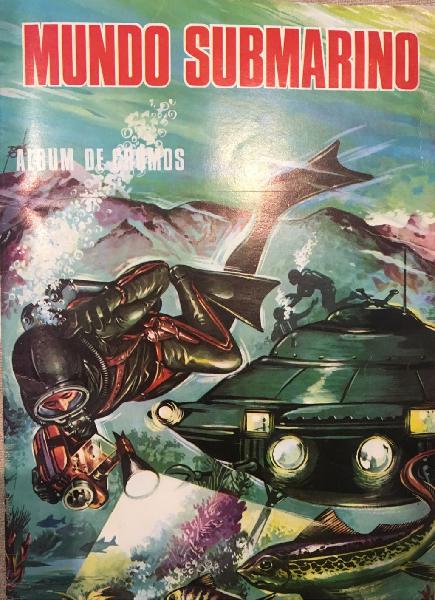 Album mundo submarino