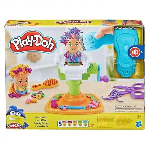 Barberia play-doh