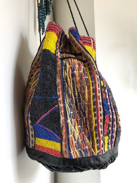 Bolso saco mango