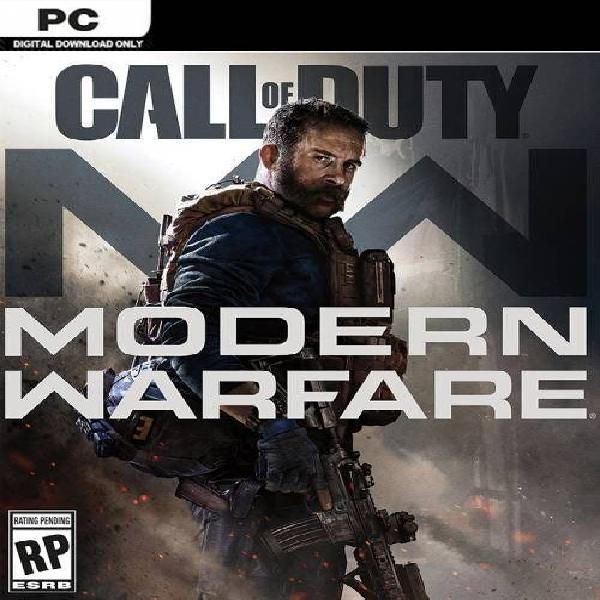 Call of duty modern warfare para pc 2019 (ultimo)