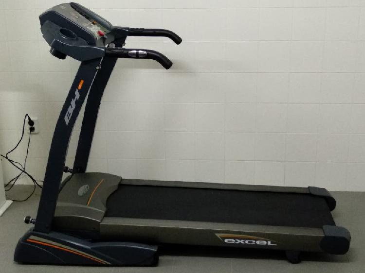 Cinta de correr bh fitness excel g6480