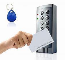 Controles de acceso para comunidades y oficinas.