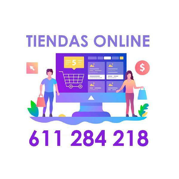 Diseño de tiendas online e-commerce prestashop