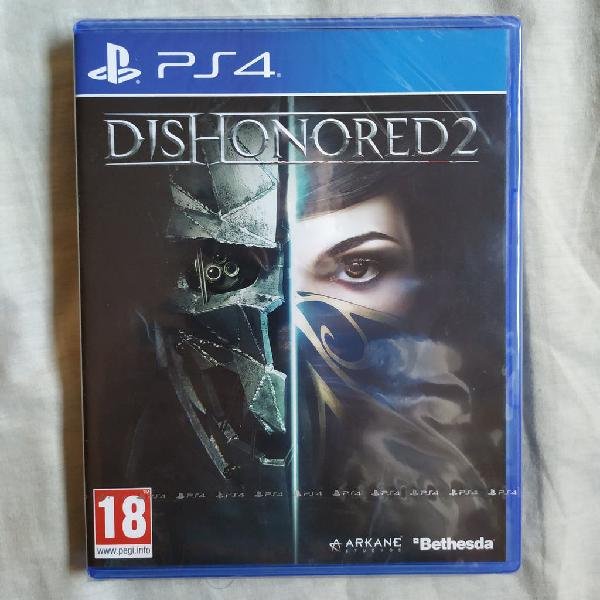 Dishonored 2 ps4 pal es