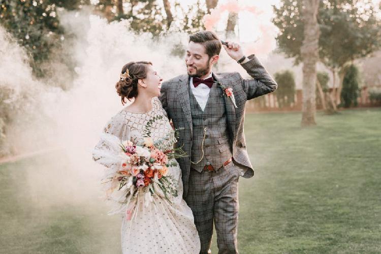 Fotografa boda cuarentena descuento foto y video
