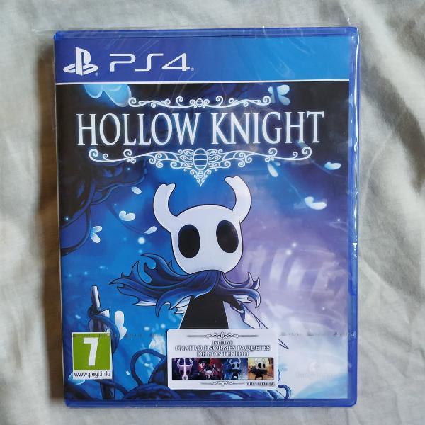 Hollow knight ps3 pal es