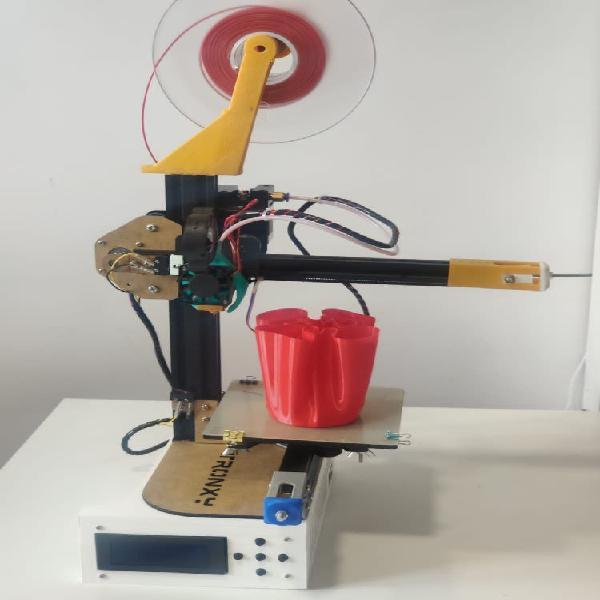 Impresora 3d tronxy x1