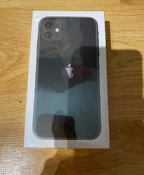 Iphone 11 64gb precintado garantía 2 años
