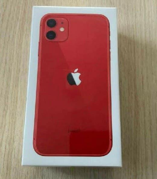 Iphone 11 red edición precintado