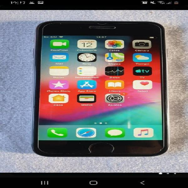 Iphone 6 de 16gb libre impecable