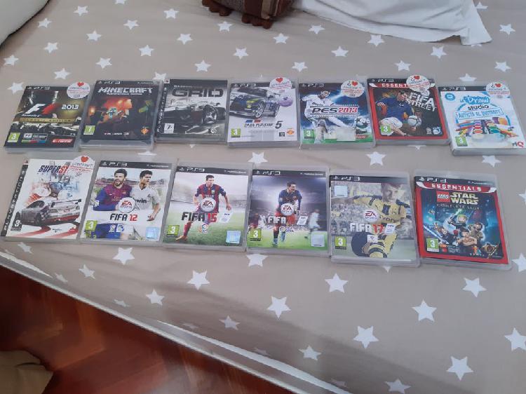 Juegos ps 3 play station 3