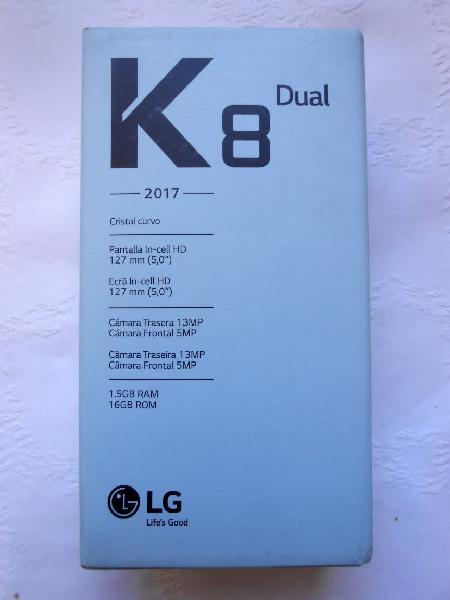 Lg k8 dual