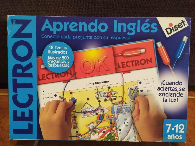 Lectron aprender inglés
