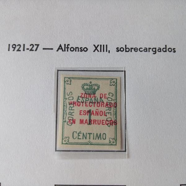 Marruecos. colección sellos .