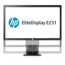 "Monitor 23"" hp elite display e231"