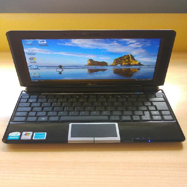 "Netbook asus 10"" con windows 10 + office 10"