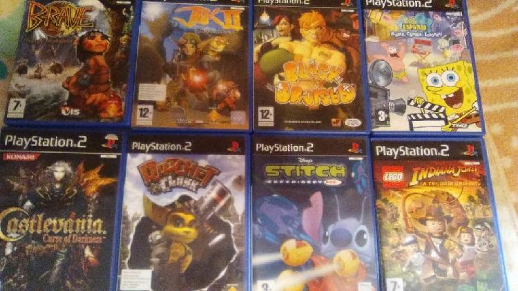 Playstation 2 juegos ps2