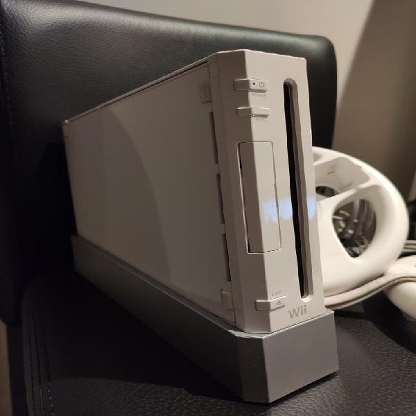 Pack wii completa: consola + juegos + mandos