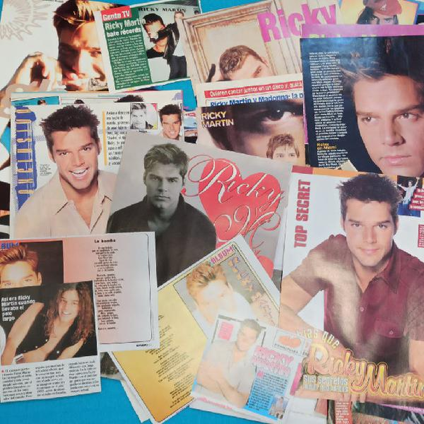 Ricky Martin (años 90)