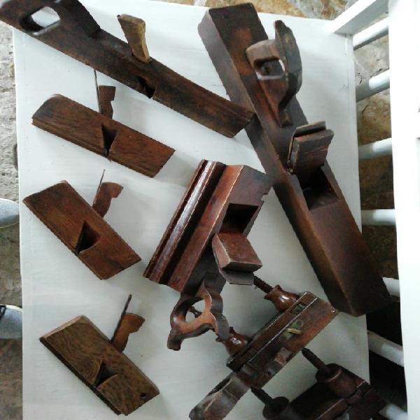 Se vende herramienta carpintería