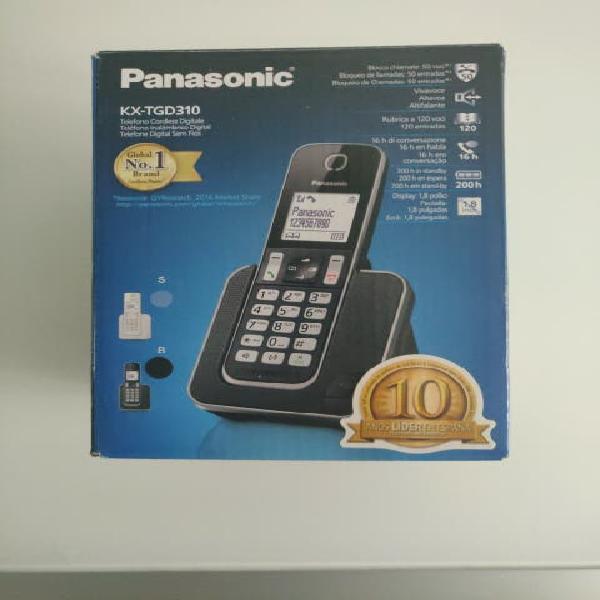 Telefono inalámbrico panasonic kx-tgd310 a estrena