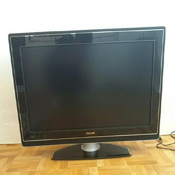 """Tv philips lcd 32"""" pfl9632d luz ambilight dos lado"""