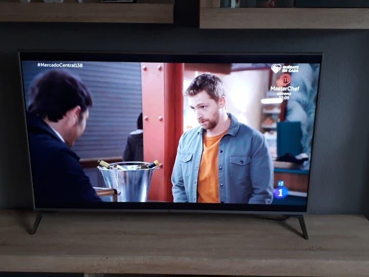 Televisión lg 55 uj651v smart tv wifi 4k