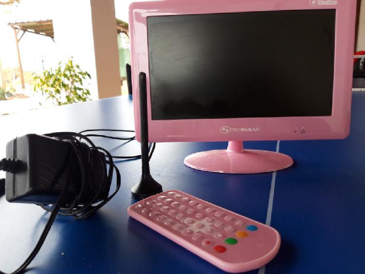 Televisor tv led schneider betta 901 pvr pink