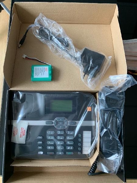 Teléfono fijo huawei orange gama 500