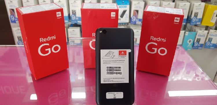 Xiaomi redmi go 16gb/1gb (nuevo precintado) crista