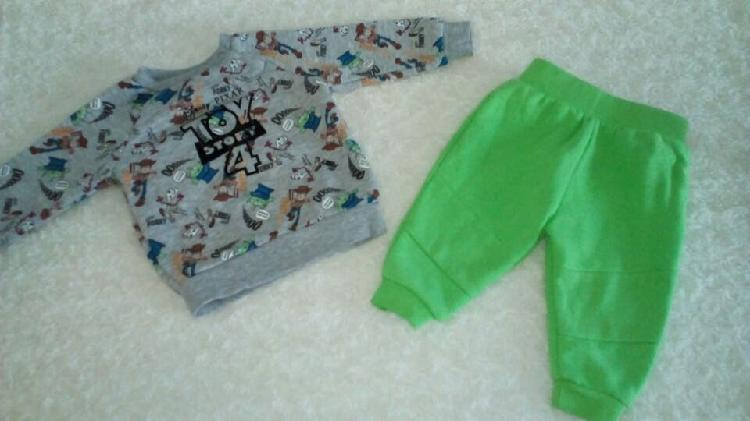 Chandal bebe toy story