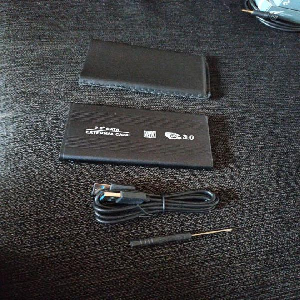 Disco duro 250gb portátil.