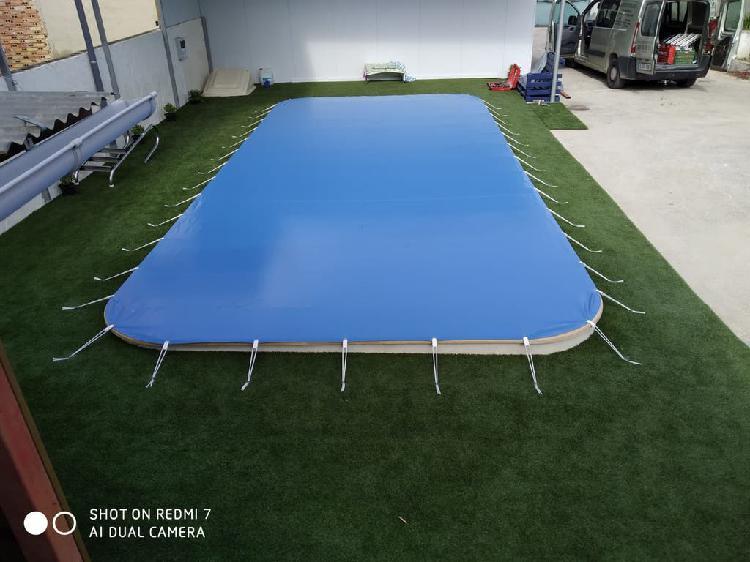 Fabricantes de lona de piscina y de burbujas