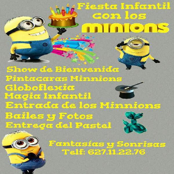 Fiesta minion