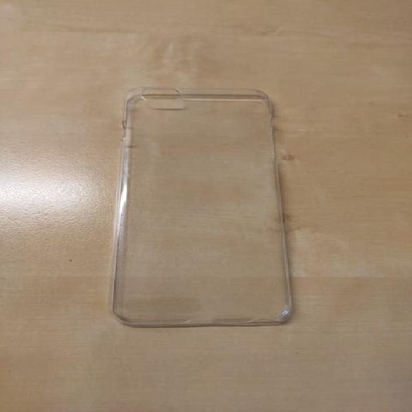 Funda iphone 6 plus transparente
