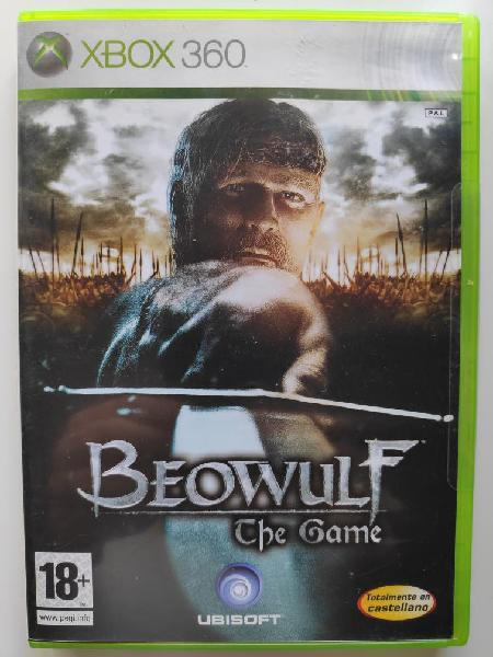 Juego beowulf xbox 360 pal completo